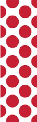 Red & White Dots